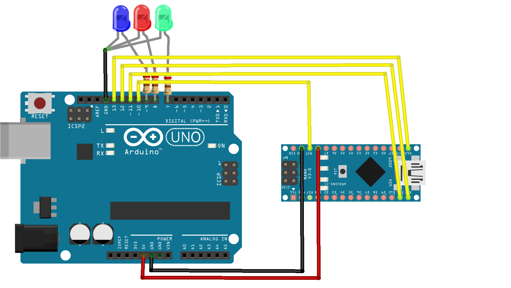 Arduino leonardo eth description on russian